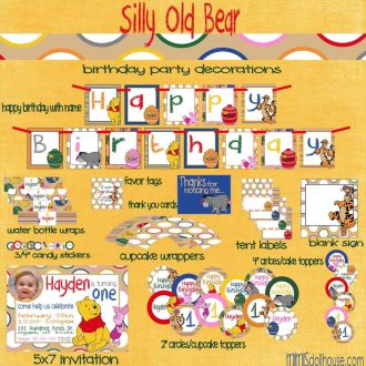Silly Old Bear Full Listing Pic