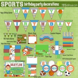 Sports Display File