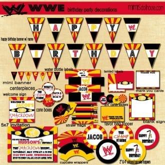 WWE display file