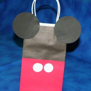 Mickey Mouse Clubhouse Treat Bags