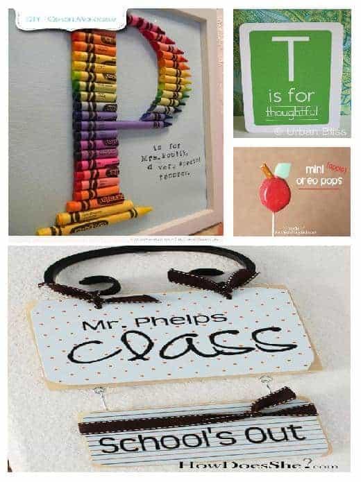 Pinterest Teacher Gift Ideas