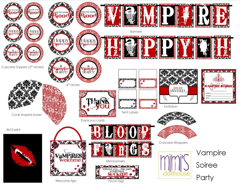 {NEW IN SHOP} Vampire Soiree