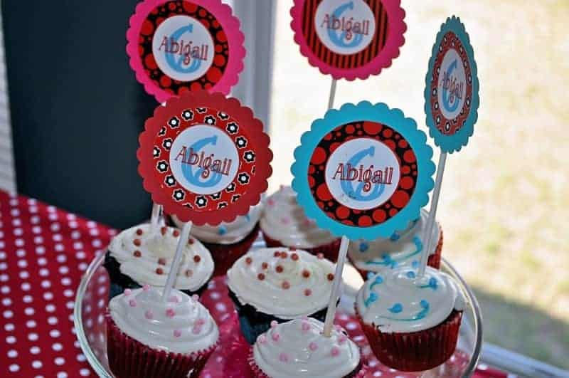 Hello Kitty Party: Abigail's Purr-fect Party
