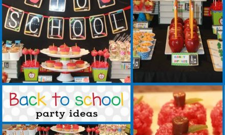Back to School: Back to School Party