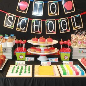 Back to School: Back to School Bash