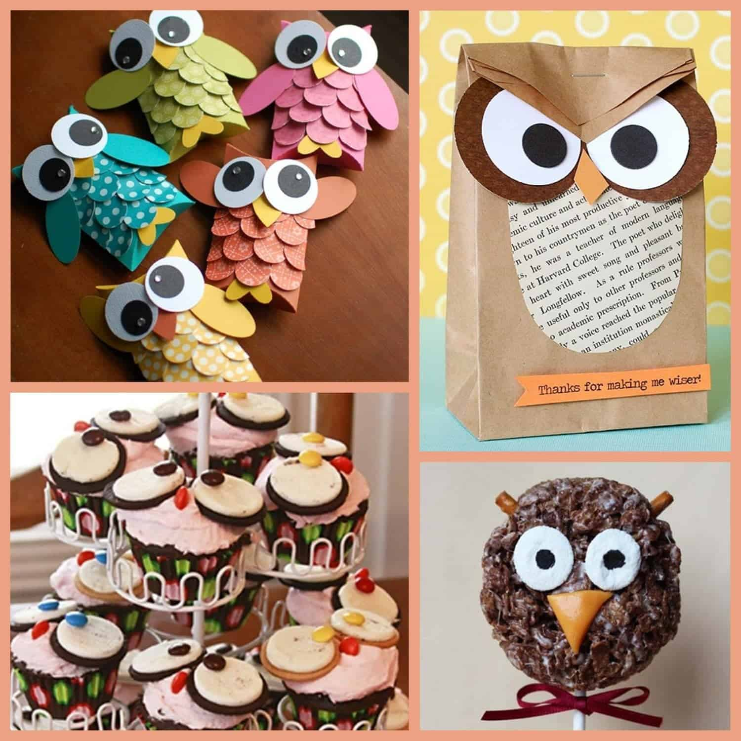 pinterest craft party ideas owl ideas for an owl tastic mimi s dollhouse 5179