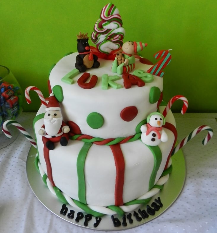 Christmas Birthday Party Ideas Part - 32: When ...