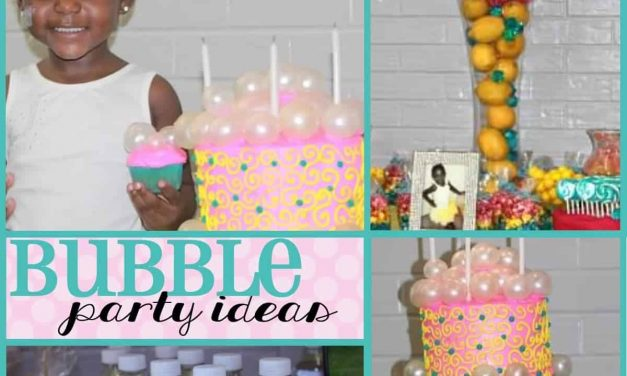 Bubble Party: Journee's Bubbly at 3