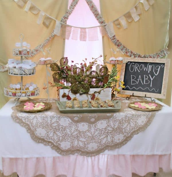 garden baby shower madeline 39 s growing belly mimi 39 s dollhouse