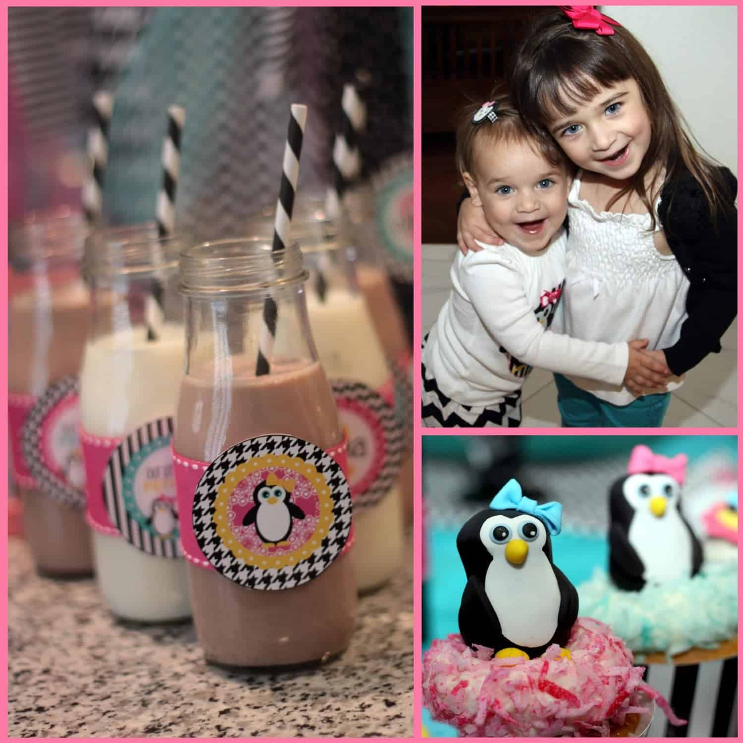 Penguin Party: My Pretty Little Penguin's Second Birthday-Mimi's Dollhouse