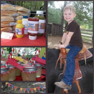 Cowboy Party: John Michael's Buckaroo Bash