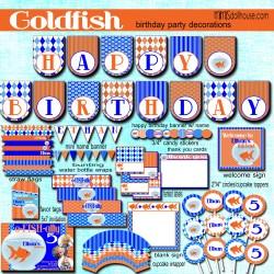 Goldfish full pic