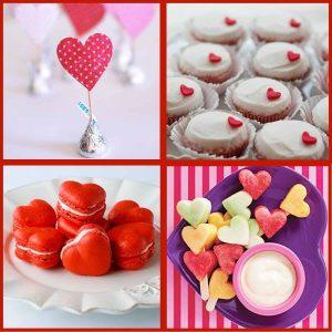 Valentine's Day: Valentine's Day Food Ideas-Mimi's Dollhouse