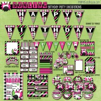 bowling pink display file