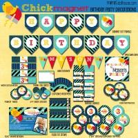 chick magnet display file