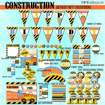 construction display file