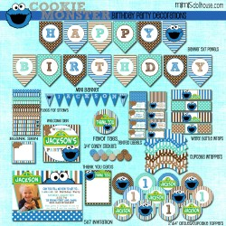 cookie monster display file