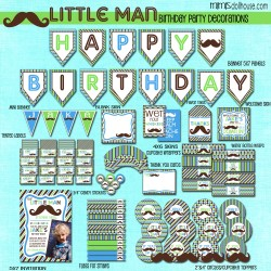 little man display file