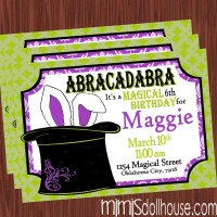 magic2 invite display