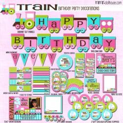 train display file