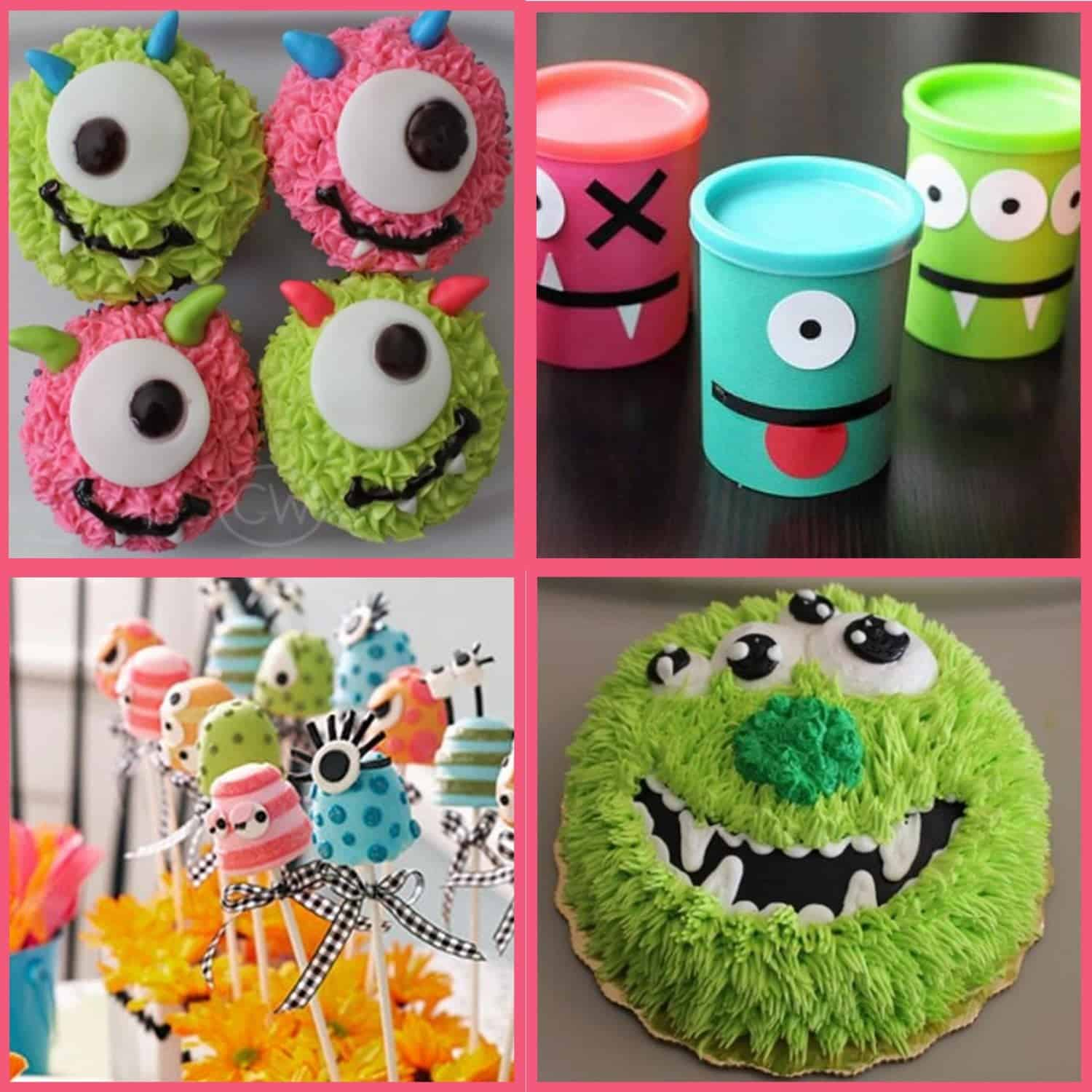 Monster Party: Monster Party Ideas and Crafts