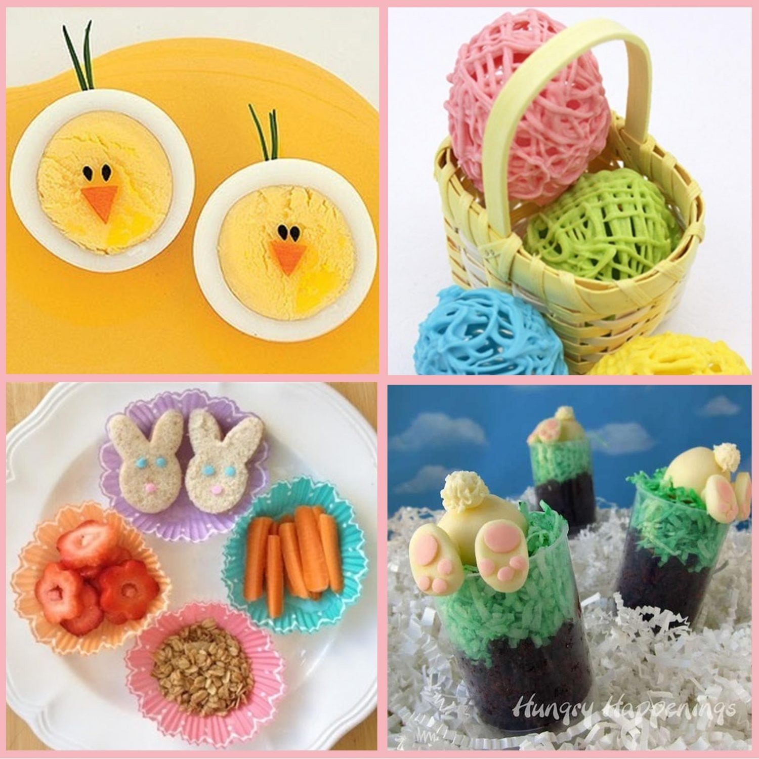 Easter: Easter Bakes and Takes