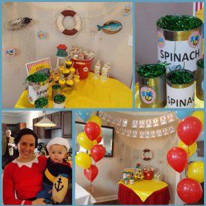Sailor Party: Rex the Sailorman and Captain Alexandra's Birthday Bash-Mimi's Dollhouse