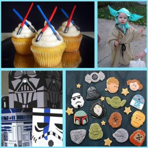 Star Wars Party: May the 4th and Star Wars Party Ideas-Mimi's Dollhouse