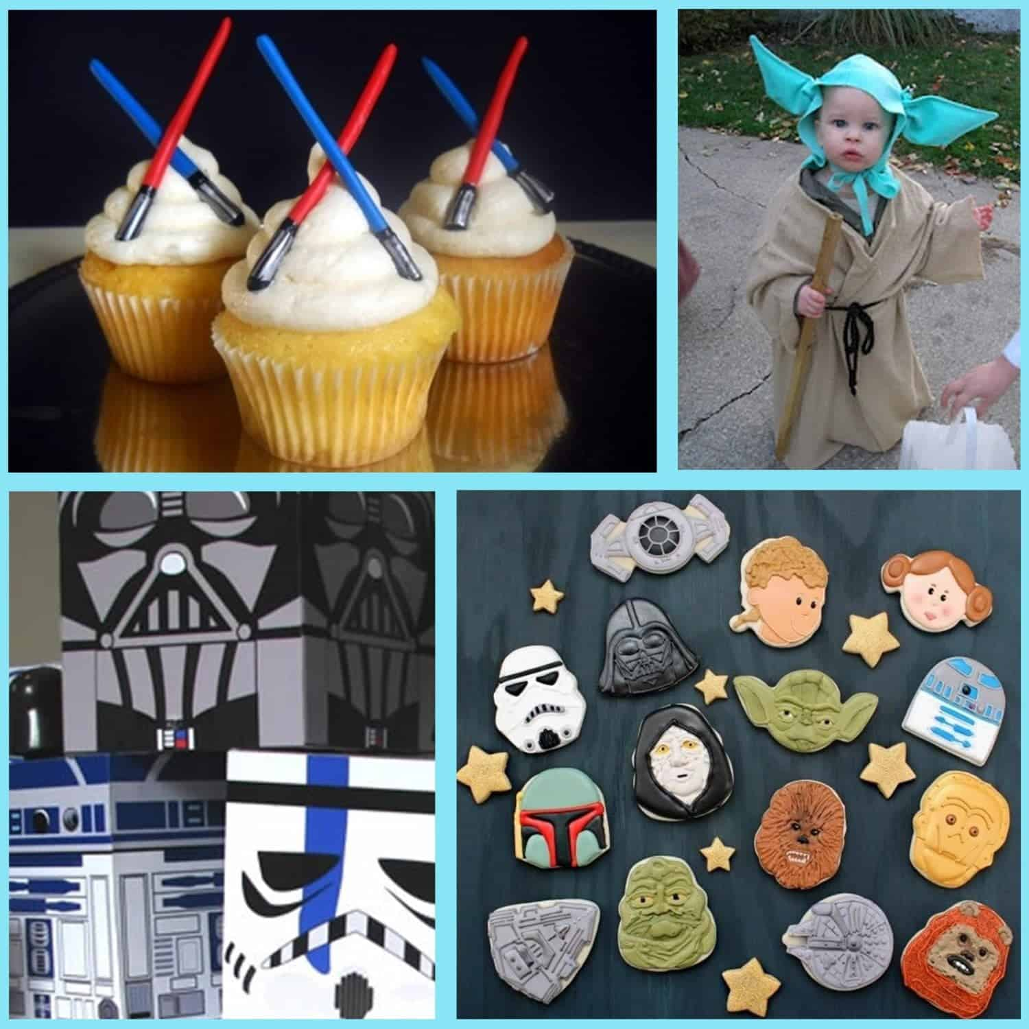 Star Wars Party: May the 4th and Star Wars Party Ideas