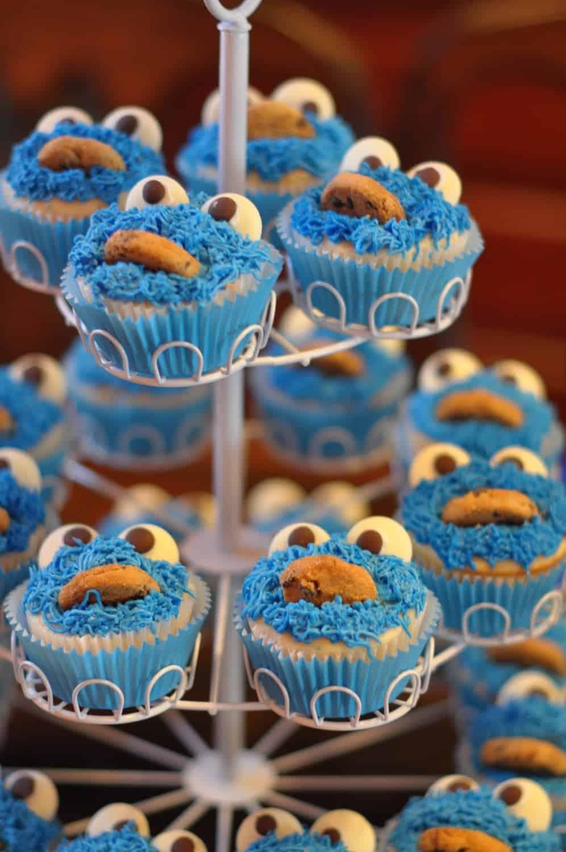Cookie monster decorations house cookies dsc 8916 dsc 8910 cookie monster voltagebd Images