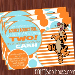 Tigger Invite Display