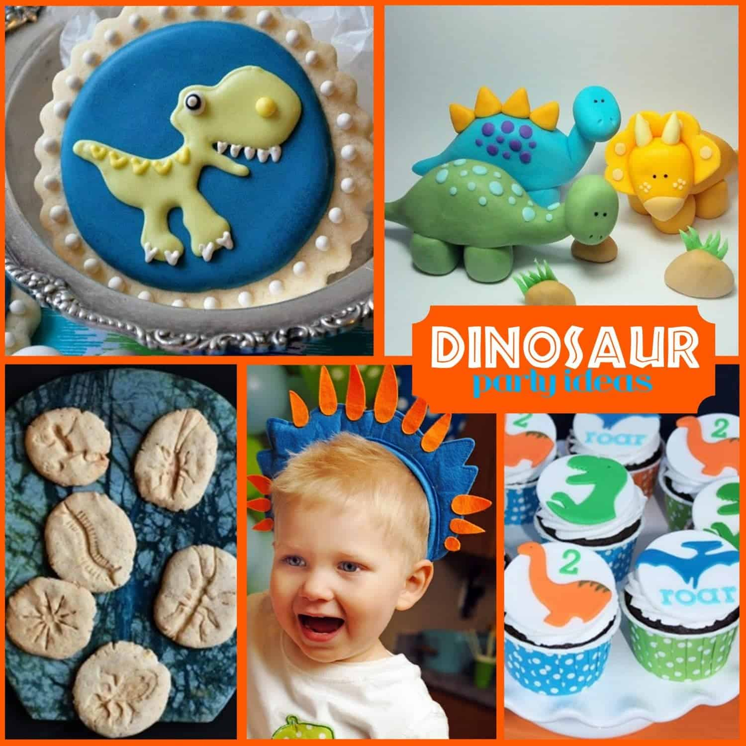 Dinosaur Party:  Ideas for a Paleo-teriific Prehistoric Party