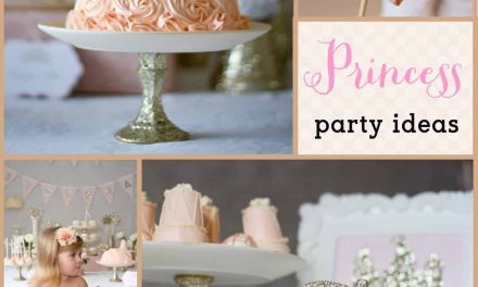 Princess Party: Once Upon a Princess Party