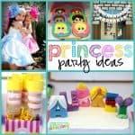 Princess Party: Aubrey's 4th Birthday Storybook Celebration (Part 1)