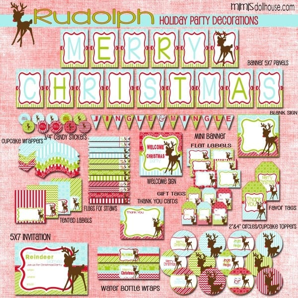 rudolph display file