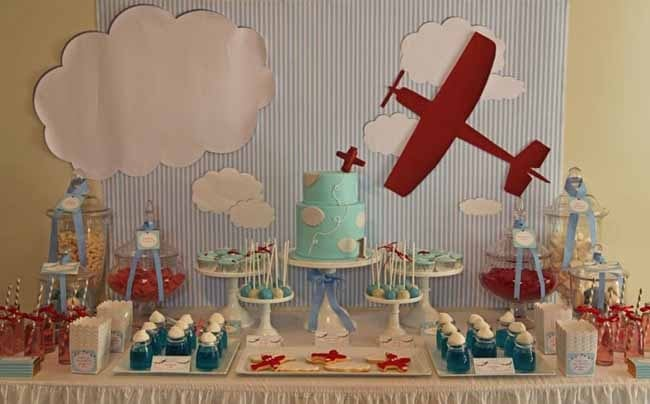 First birthday party ideas and tips guest post mimi 39 s for 1st birthday decoration ideas for boys
