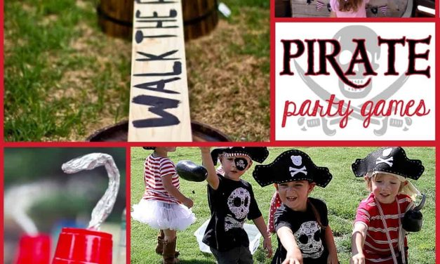 Pirate Party: Set sail with Pirate Party Game Ideas