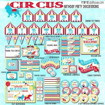 circus display file