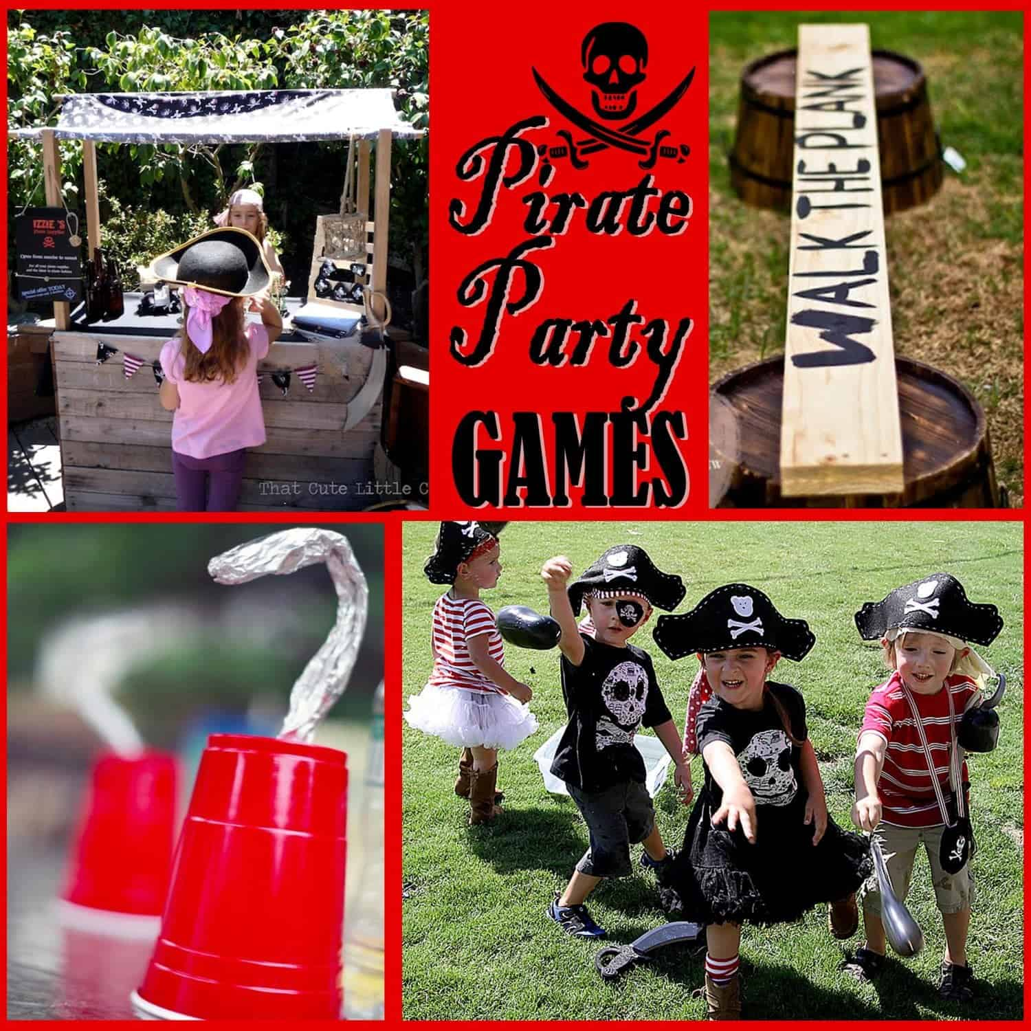 Pirate Party: Let's Play a Pirate Party Game!!   Mimi's Dollhouse - photo#3