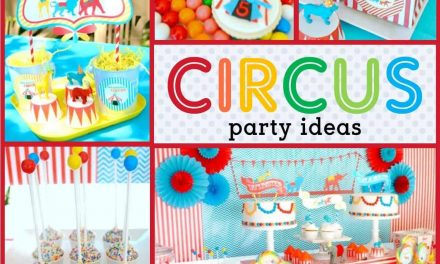 Circus Party: Come one, come all to the Birthday Circus