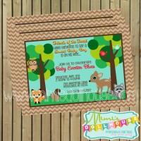 woodlands invite display