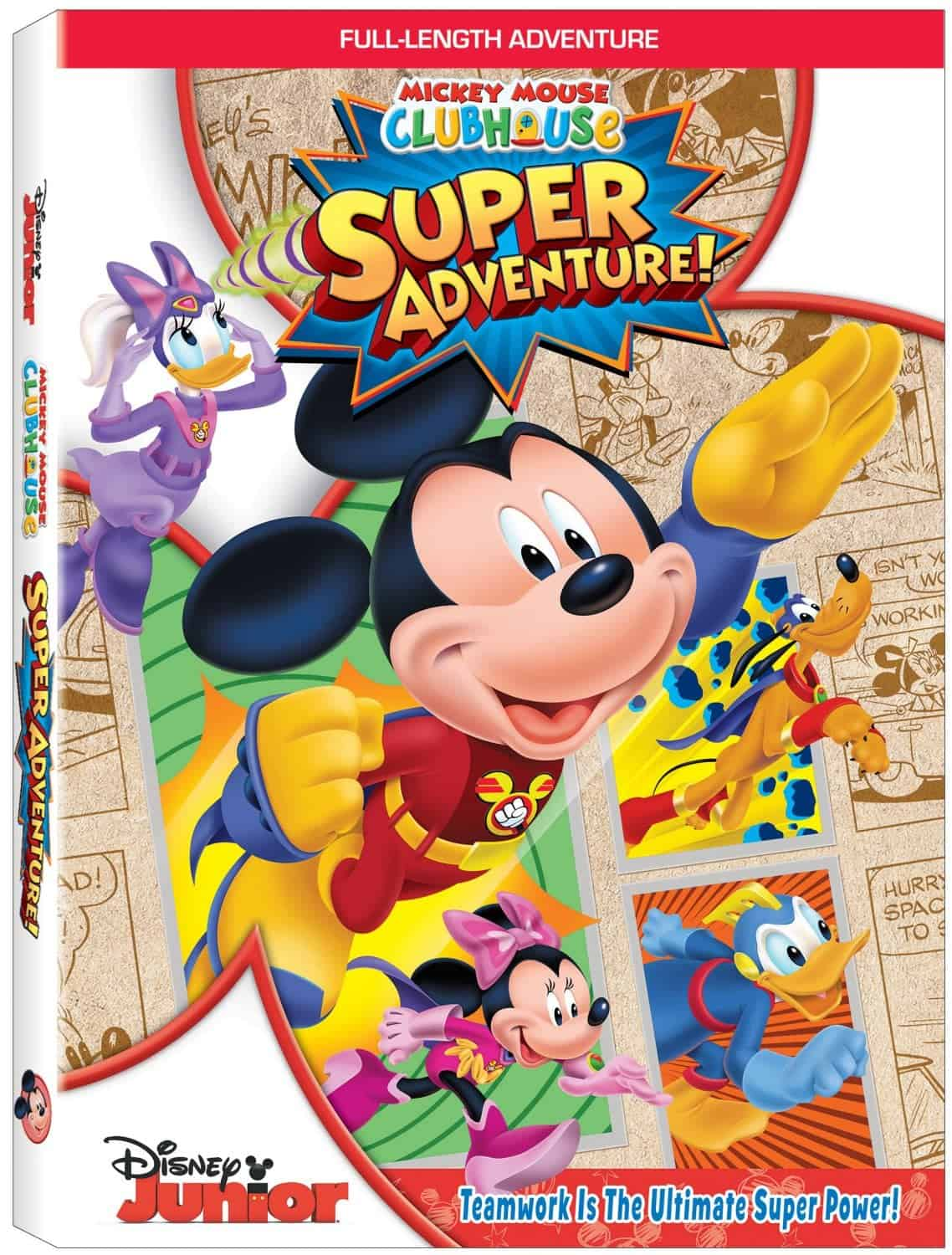 Product Review: Mickey Mouse Clubhouse Super Adventure