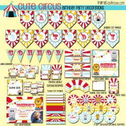 cute circus display file