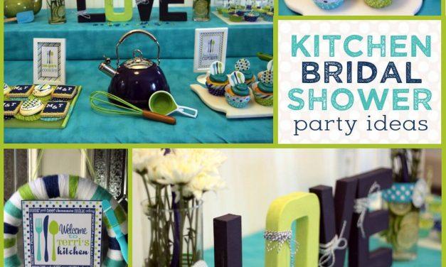 Kitchen Bridal Shower: Love in the Kitchen