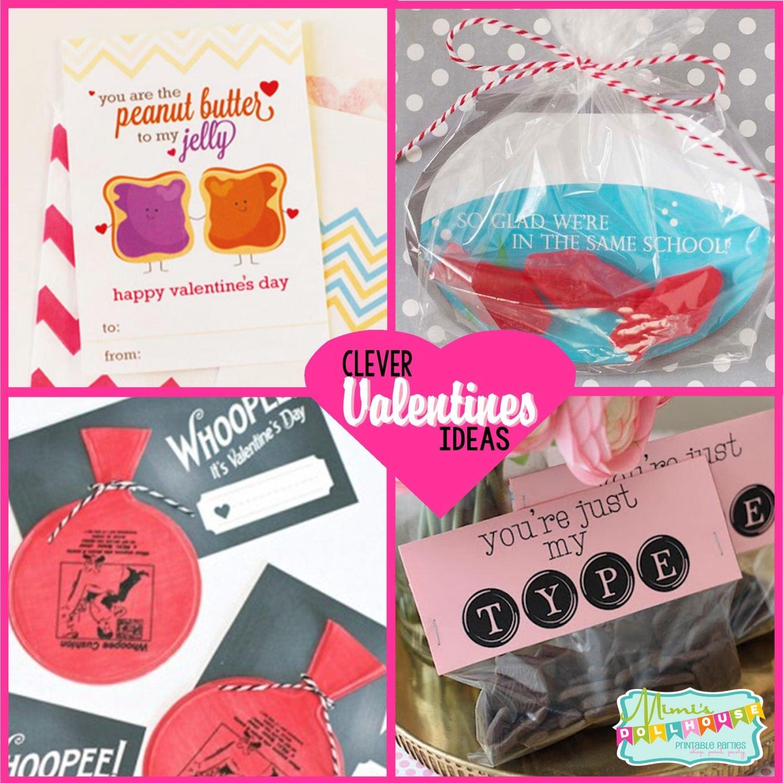 Valentine's Day: Clever Little Valentines