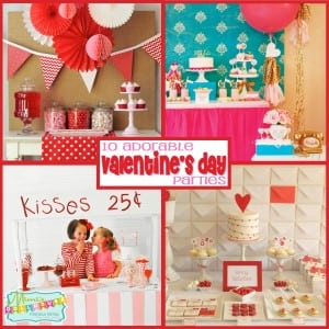 Valentine's Day: 10 Valentine Parties You'll Adore-Mimi's Dollhouse