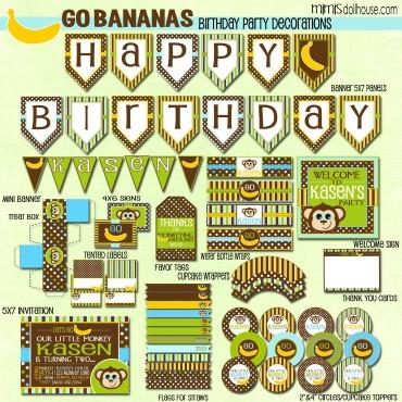 go bananas display file