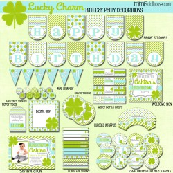 lucky charm display file