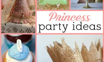 Princess Party: Shabby Chic Princess Party Ideas