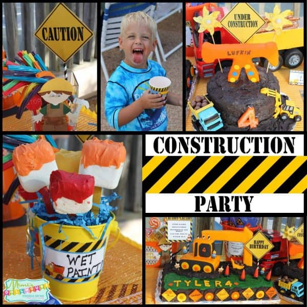 Construction Party Pic